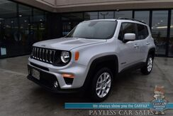 2020_Jeep_Renegade_Latitude / 4X4 / Auto Start / Bluetooth / Back Up Camera / Keyless Entry & Start / Cruise Control / 29 MPG / Only 2k Miles / 1-Owner_ Anchorage AK