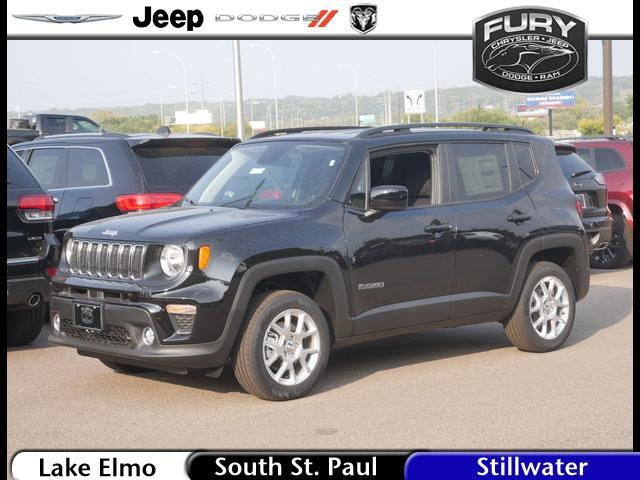 2020 Jeep Renegade Latitude 4x4 St. Paul MN