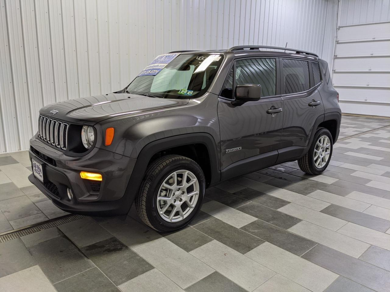 2020 Jeep Renegade Latitude Duncansville PA
