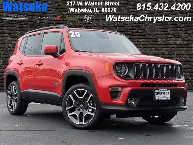 2020 Jeep Renegade Latitude Dwight IL