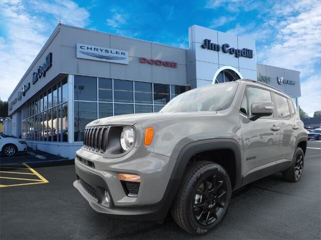 2020 Jeep Renegade Latitude Knoxville TN