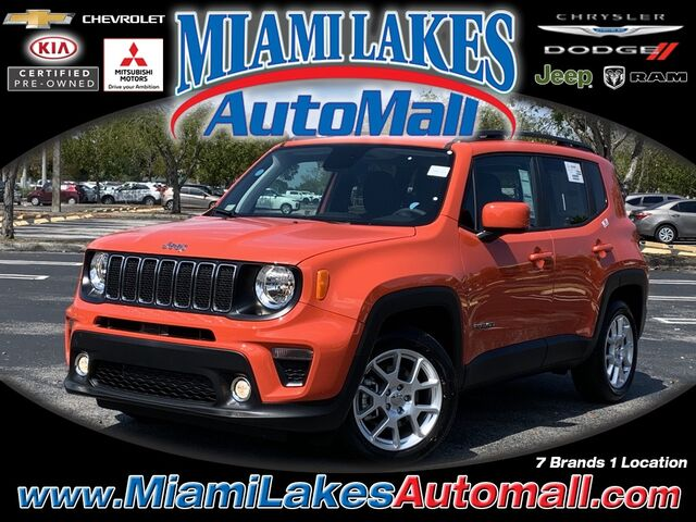 2020 Jeep Renegade Latitude Miami Lakes FL