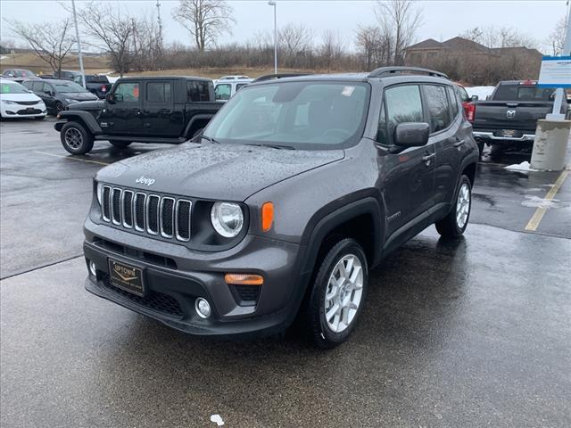 2020 Jeep Renegade Latitude Milwaukee and Slinger WI