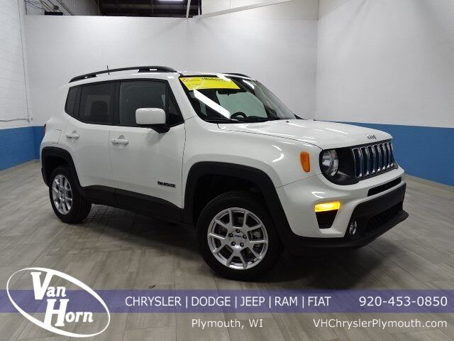 2020 Jeep Renegade Latitude Plymouth WI