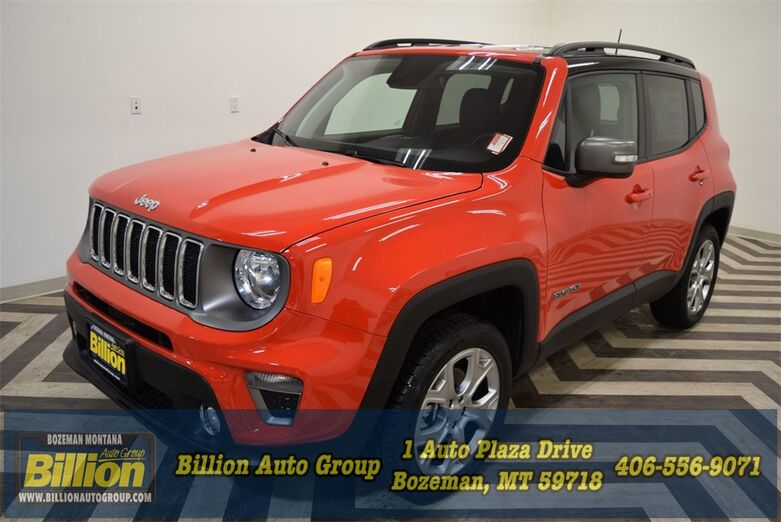 2020 Jeep Renegade Limited Bozeman MT