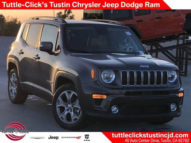 2020 Jeep Renegade Limited Tustin CA