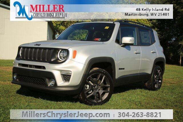 2020 Jeep Renegade Limited Martinsburg