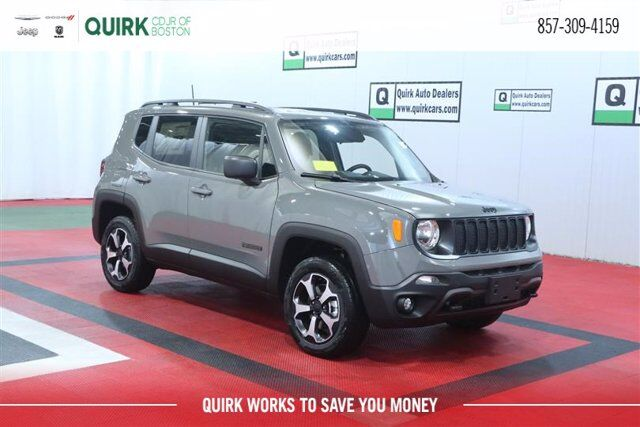 2020 Jeep Renegade NORTH EDITION 4X4 Boston MA