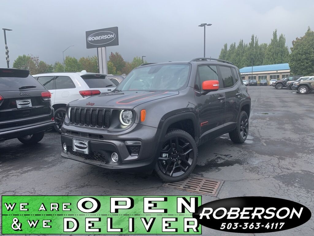 2020 Jeep Renegade ORANGE EDITION 4X4 Salem OR