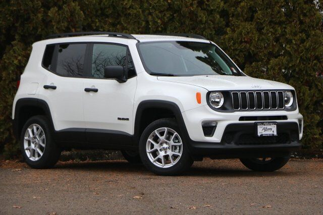 2020 Jeep Renegade SPORT 4X4