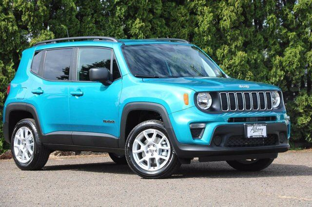 2020 Jeep Renegade SPORT 4X4 Albany OR