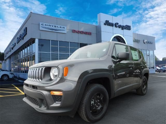 2020 Jeep Renegade SPORT 4X4 Knoxville TN