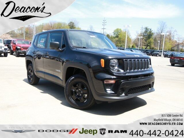 2020 Jeep Renegade SPORT 4X4 Mayfield Village OH