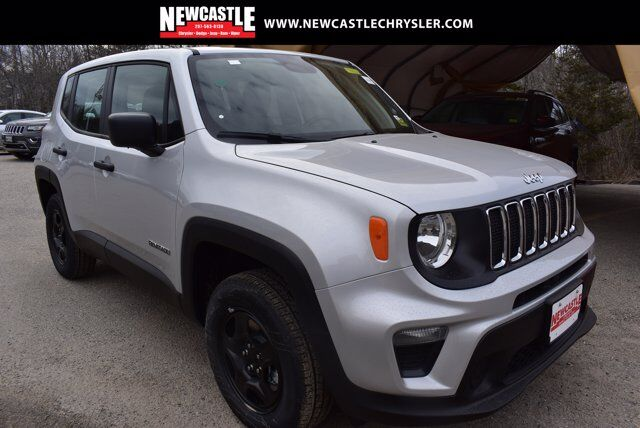 2020 Jeep Renegade SPORT 4X4 Newcastle ME