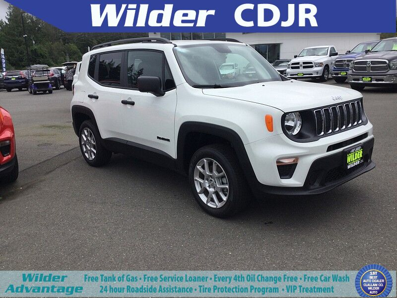 2020 Jeep Renegade SPORT 4X4 Port Angeles WA