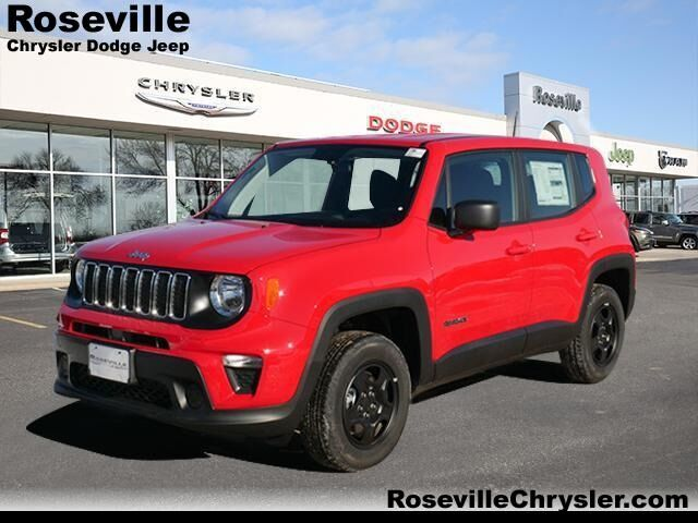 2020 Jeep Renegade SPORT 4X4 Roseville MN