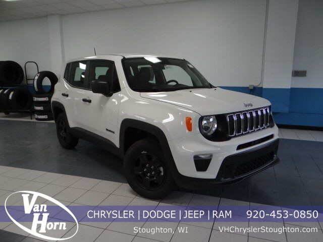 2020 Jeep Renegade SPORT 4X4 Stoughton WI
