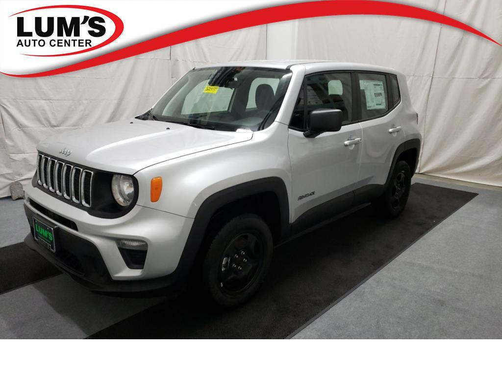 2020 Jeep Renegade SPORT 4X4 Warrenton OR