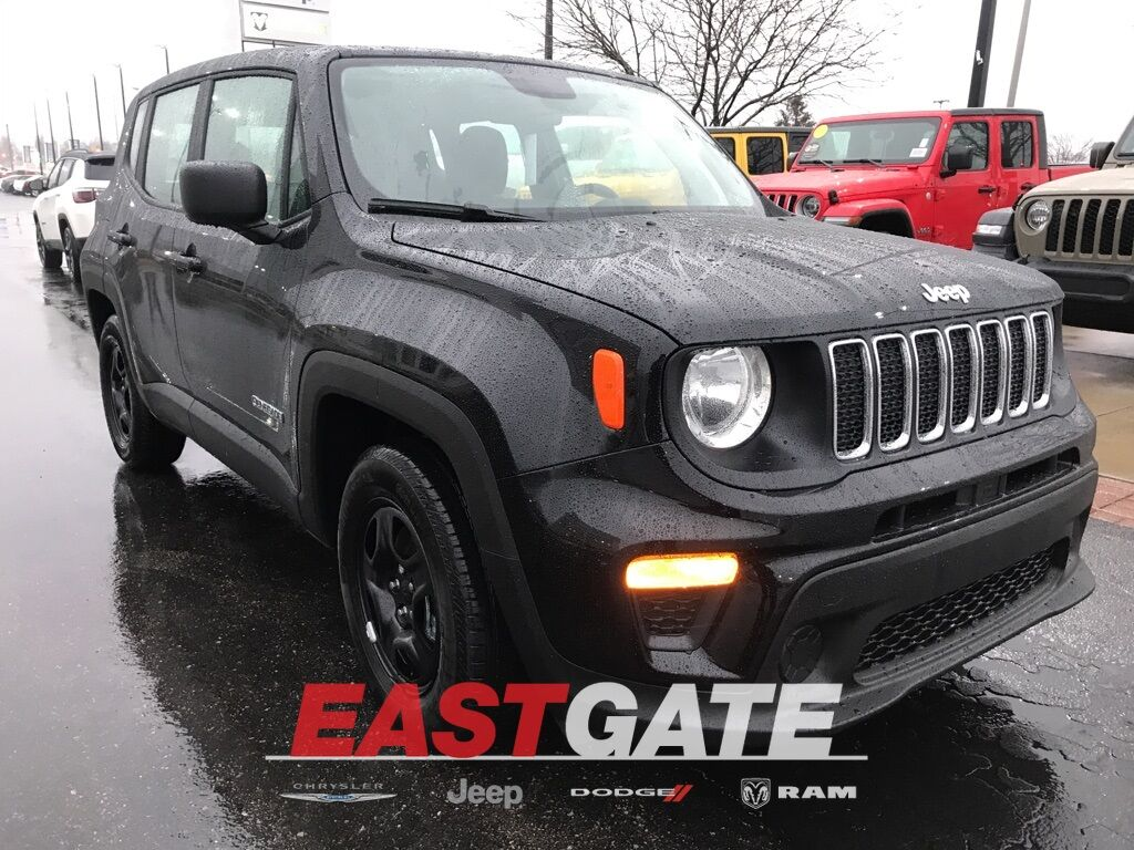 2020 Jeep Renegade SPORT FWD Indianapolis IN