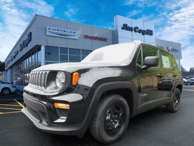 2020 Jeep Renegade SPORT FWD Knoxville TN