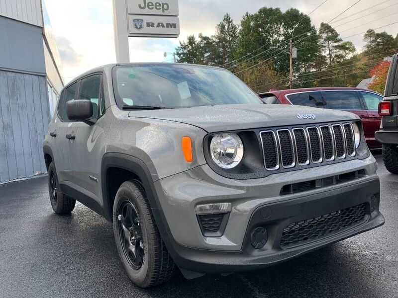 2020 Jeep Renegade SPORT FWD Little Valley NY
