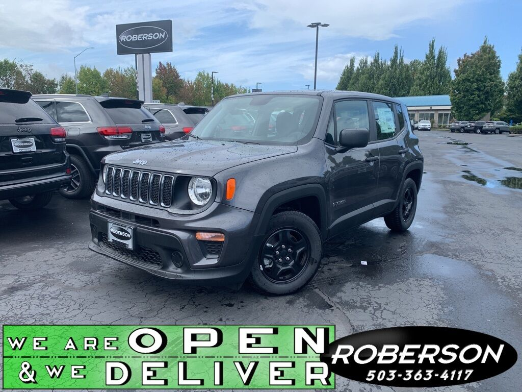 2020 Jeep Renegade SPORT FWD Salem OR