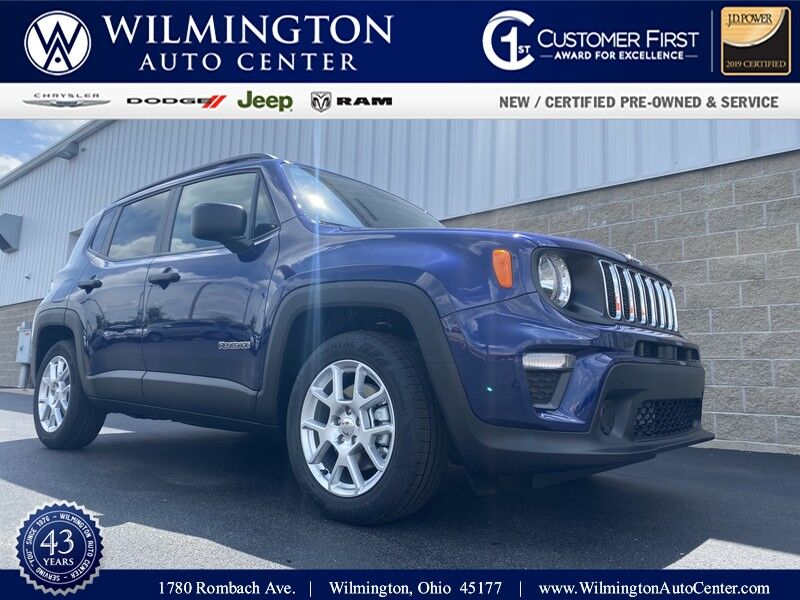 2020 Jeep Renegade SPORT FWD Wilmington OH