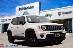2020_Jeep_Renegade_Sport_ Wichita Falls TX