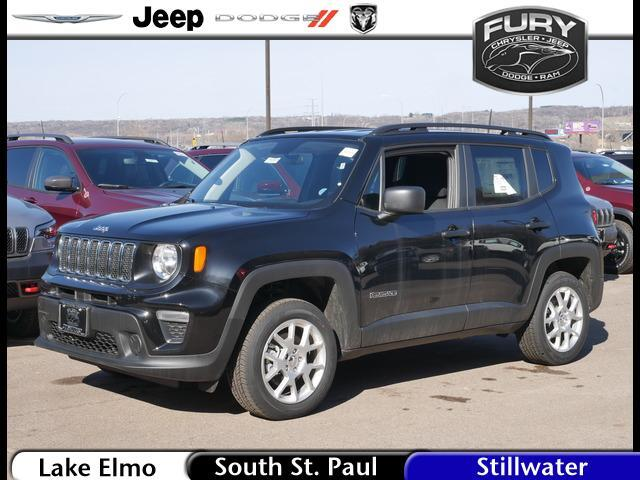 2020 Jeep Renegade Sport 4x4 St. Paul MN