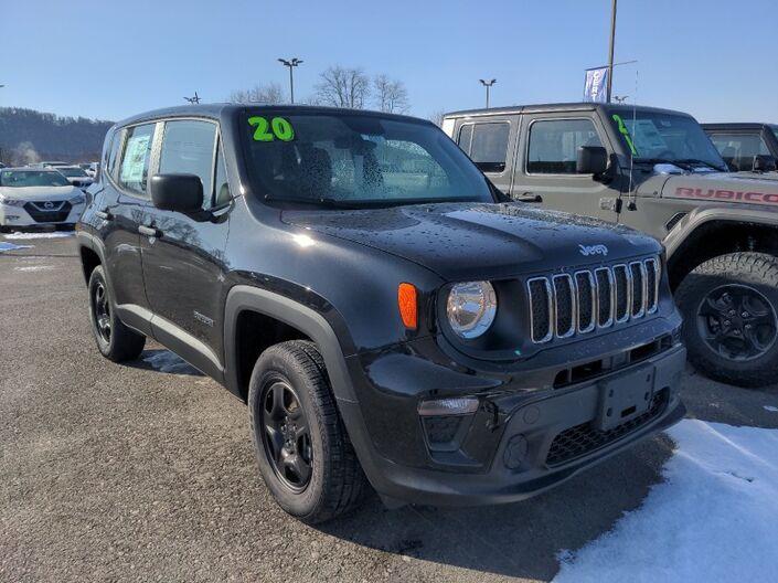 2020 Jeep Renegade Sport Owego NY