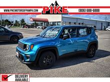 2020_Jeep_Renegade_Sport_ Pampa TX