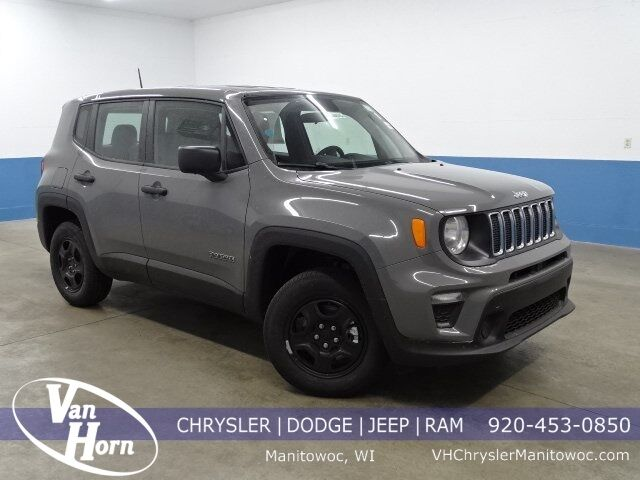 2020 Jeep Renegade Sport Plymouth WI