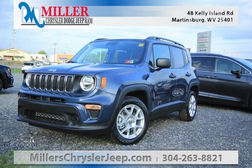 2020 Jeep Renegade Sport Martinsburg