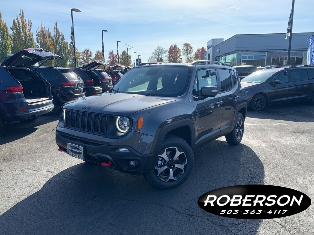 2020 Jeep Renegade TRAILHAWK 4X4 Salem OR