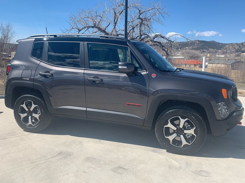 2020 Jeep Renegade TRAILHAWK 4X4 Trinidad CO