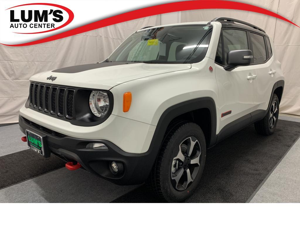 New 2020 Jeep Renegade Trailhawk 4x4 In Warrenton Or