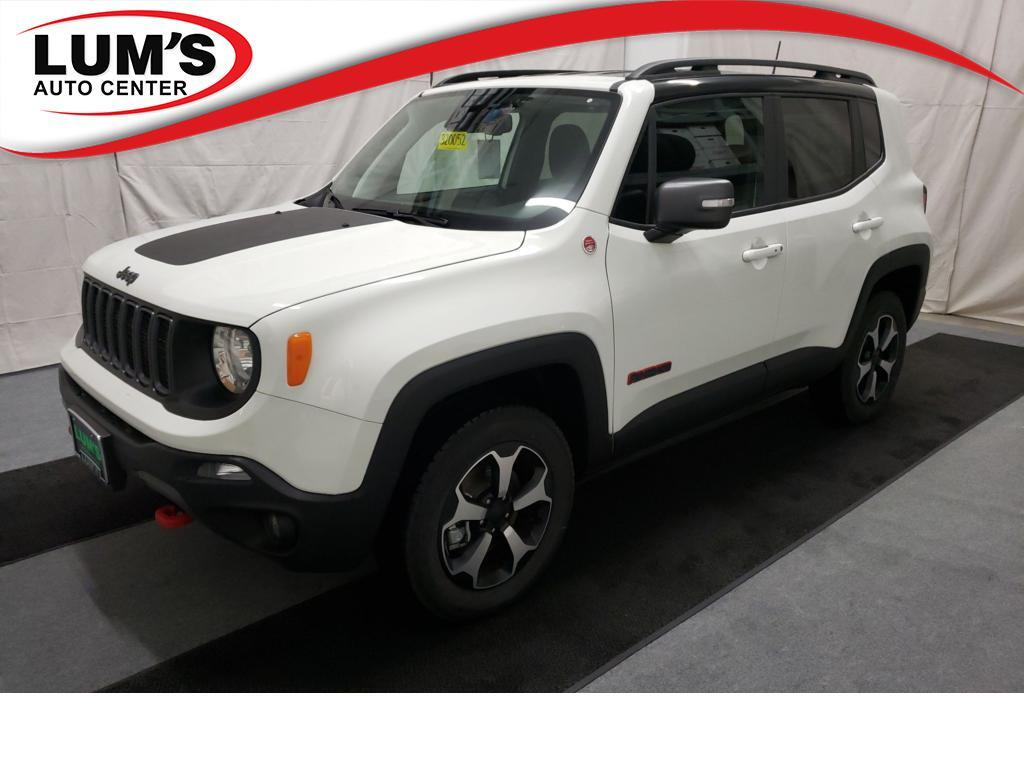 2020 Jeep Renegade TRAILHAWK 4X4 Warrenton OR