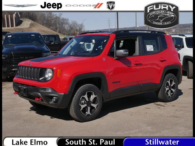 2020 Jeep Renegade Trailhawk 4x4 Stillwater MN