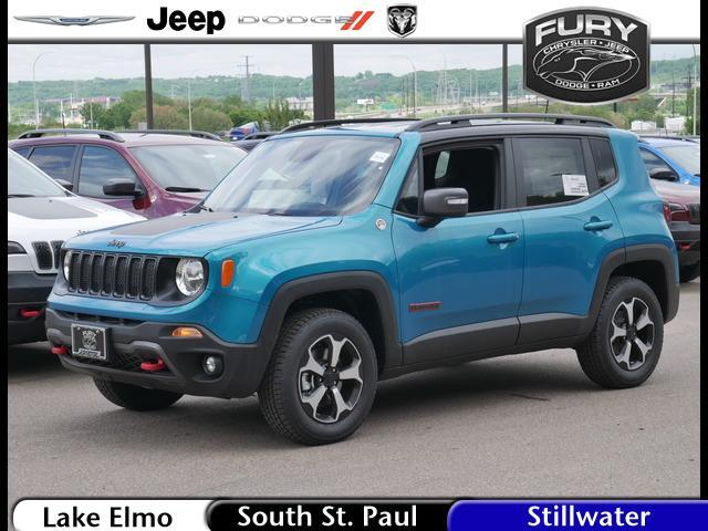 2020 Jeep Renegade Trailhawk 4x4 St. Paul MN