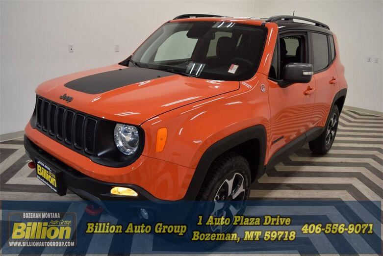 2020 Jeep Renegade Trailhawk Bozeman MT