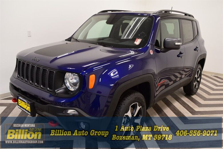 2020 Jeep Renegade Trailhawk Bozeman MT