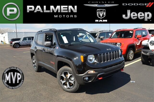 2020 Jeep Renegade Trailhawk Kenosha WI
