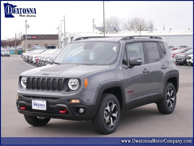 2020 Jeep Renegade Trailhawk Owatonna MN