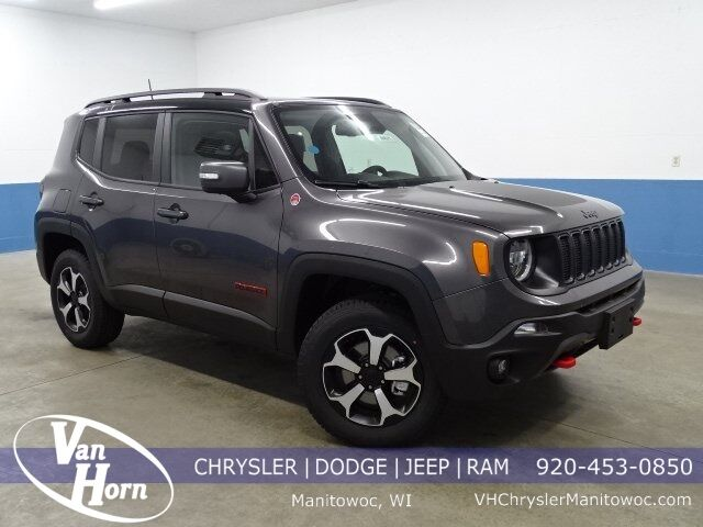 2020 Jeep Renegade Trailhawk Plymouth WI