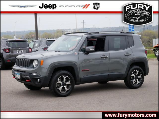 2020 Jeep Renegade Trailhawk St. Paul MN