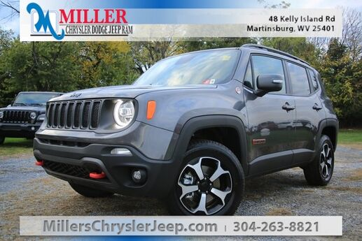 2020 Jeep Renegade Trailhawk Martinsburg