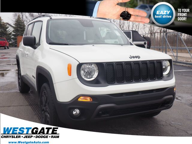 2020 Jeep Renegade UPLAND 4X4 Plainfield IN