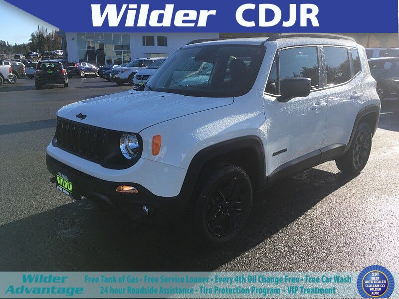 2020 Jeep Renegade UPLAND 4X4 Port Angeles WA