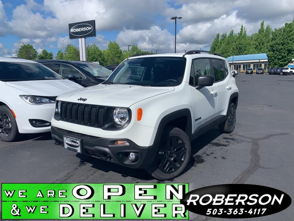 2020 Jeep Renegade UPLAND 4X4 Salem OR