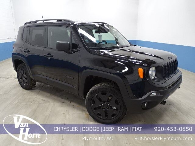 2020 Jeep Renegade UPLAND 4X4 Plymouth WI